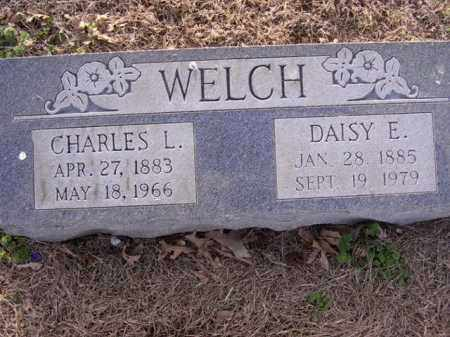 WELCH, CHARLES L - Cross County, Arkansas | CHARLES L WELCH - Arkansas Gravestone Photos