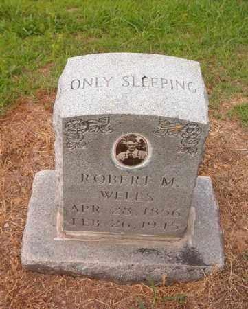 WELLS, ROBERT M. - Cross County, Arkansas | ROBERT M. WELLS - Arkansas Gravestone Photos