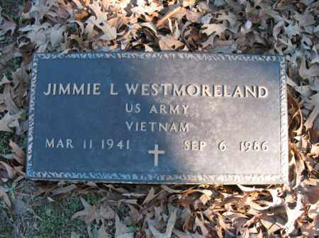 WESTMORELAND (VETERAN VIET), JIMMIE L - Cross County, Arkansas | JIMMIE L WESTMORELAND (VETERAN VIET) - Arkansas Gravestone Photos