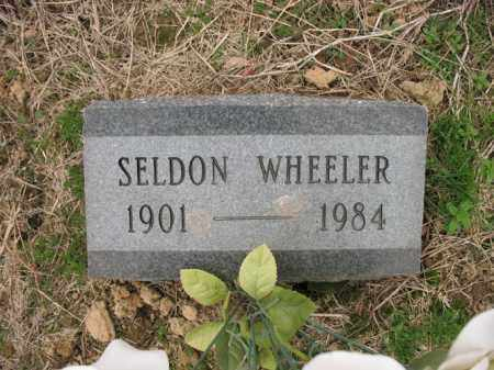WHEELER, SELDON - Cross County, Arkansas | SELDON WHEELER - Arkansas Gravestone Photos