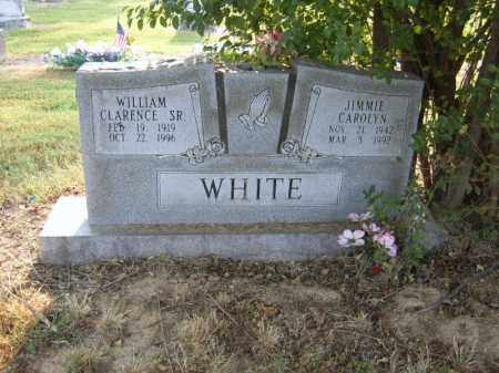 WHITE, JIMMIE CAROLYN - Cross County, Arkansas | JIMMIE CAROLYN WHITE - Arkansas Gravestone Photos