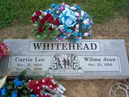 WHITEHEAD, CURTIS LEE - Cross County, Arkansas | CURTIS LEE WHITEHEAD - Arkansas Gravestone Photos