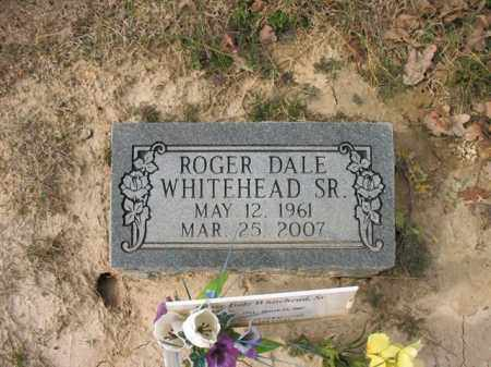 WHITEHEAD, SR, ROGER DALE - Cross County, Arkansas | ROGER DALE WHITEHEAD, SR - Arkansas Gravestone Photos