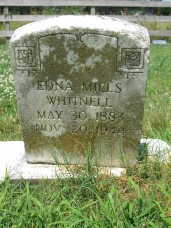 WHITNELL, EDNA - Cross County, Arkansas | EDNA WHITNELL - Arkansas Gravestone Photos