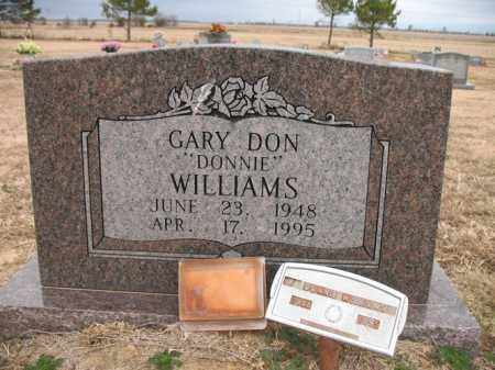 "WILLIAMS, GARY DON ""DONNIE"" - Cross County, Arkansas 
