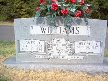 WILLIAMS, JAMES OWELL - Cross County, Arkansas | JAMES OWELL WILLIAMS - Arkansas Gravestone Photos