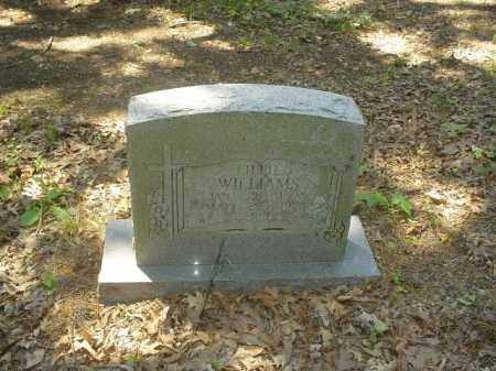 WILLIAMS, LILLIE - Cross County, Arkansas | LILLIE WILLIAMS - Arkansas Gravestone Photos