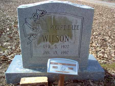 WILSON, ROBERT E LEE - Cross County, Arkansas | ROBERT E LEE WILSON - Arkansas Gravestone Photos