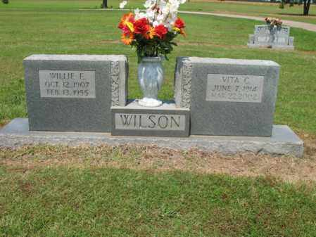 WILSON, VITA C - Cross County, Arkansas | VITA C WILSON - Arkansas Gravestone Photos