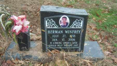 WINFREY, HERMAN - Cross County, Arkansas | HERMAN WINFREY - Arkansas Gravestone Photos
