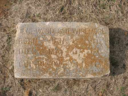 WISEMORE, GENEVA ODESSIE - Cross County, Arkansas | GENEVA ODESSIE WISEMORE - Arkansas Gravestone Photos