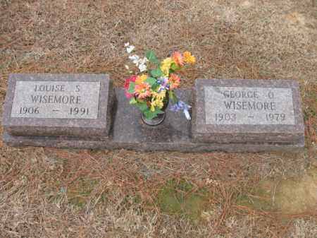 WISEMORE, LOUISE S - Cross County, Arkansas | LOUISE S WISEMORE - Arkansas Gravestone Photos