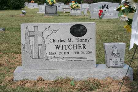 "WITCHER, CHARLES M ""SONNY"" - Cross County, Arkansas 