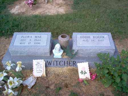 WITCHER, FLORA MAE - Cross County, Arkansas | FLORA MAE WITCHER - Arkansas Gravestone Photos