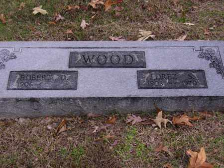 WOOD, ROBERT D - Cross County, Arkansas | ROBERT D WOOD - Arkansas Gravestone Photos