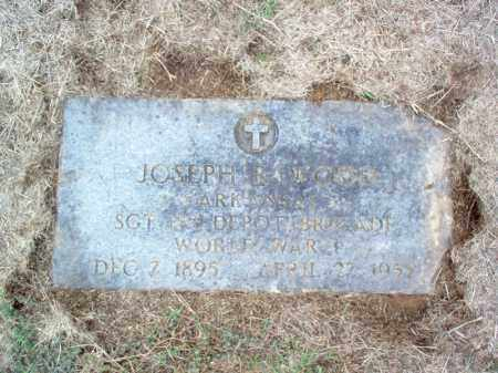 WOOD (VETERAN WWI), JOSEPH R - Cross County, Arkansas | JOSEPH R WOOD (VETERAN WWI) - Arkansas Gravestone Photos