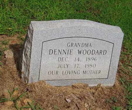 WOODARD, DENNIE - Cross County, Arkansas | DENNIE WOODARD - Arkansas Gravestone Photos