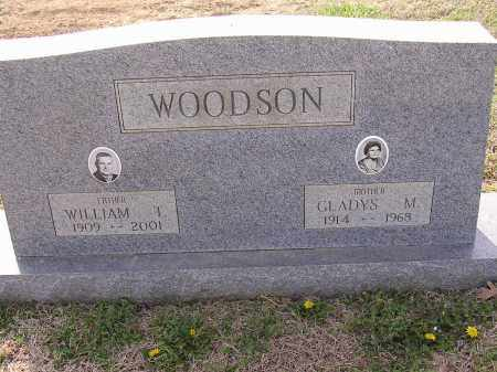 WOODSON, GLADYS M - Cross County, Arkansas | GLADYS M WOODSON - Arkansas Gravestone Photos