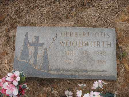 WOODWORTH, HERBERT OTIS - Cross County, Arkansas | HERBERT OTIS WOODWORTH - Arkansas Gravestone Photos