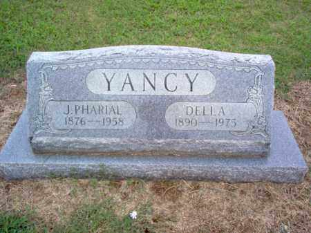 YANCY, J PHARIAL - Cross County, Arkansas | J PHARIAL YANCY - Arkansas Gravestone Photos