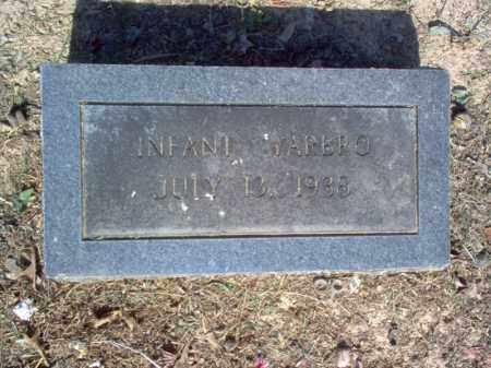 YARBRO, INFANT - Cross County, Arkansas | INFANT YARBRO - Arkansas Gravestone Photos