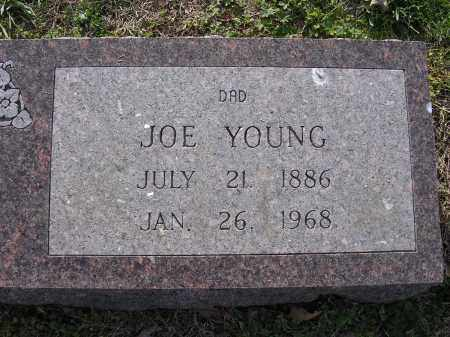 YOUNG, JOE - Cross County, Arkansas | JOE YOUNG - Arkansas Gravestone Photos
