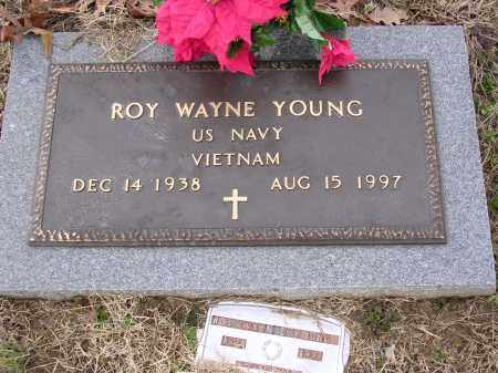 YOUNG (VETERAN VIET), ROY WAYNE - Cross County, Arkansas | ROY WAYNE YOUNG (VETERAN VIET) - Arkansas Gravestone Photos