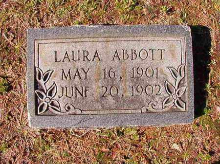 ABBOTT, LAURA - Dallas County, Arkansas | LAURA ABBOTT - Arkansas Gravestone Photos