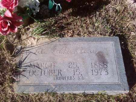 ABERNATHY, LELA J - Dallas County, Arkansas | LELA J ABERNATHY - Arkansas Gravestone Photos