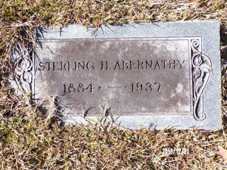 ABERNATHY, STERLING HENRY - Dallas County, Arkansas | STERLING HENRY ABERNATHY - Arkansas Gravestone Photos