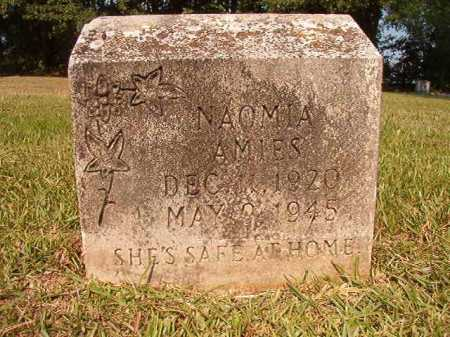 AMIES, NAOMIA - Dallas County, Arkansas | NAOMIA AMIES - Arkansas Gravestone Photos