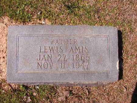 AMIS, LEWIS - Dallas County, Arkansas | LEWIS AMIS - Arkansas Gravestone Photos