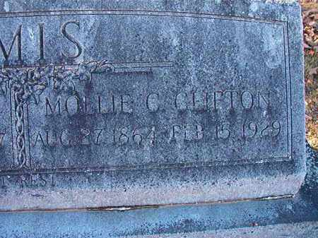 AMIS, MOLLIE C - Dallas County, Arkansas | MOLLIE C AMIS - Arkansas Gravestone Photos