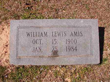 AMIS, WILLIAM LEWIS - Dallas County, Arkansas | WILLIAM LEWIS AMIS - Arkansas Gravestone Photos