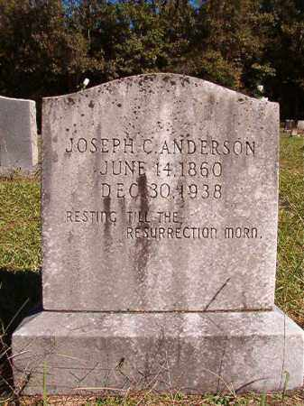 ANDERSON, JOSEPH C - Dallas County, Arkansas | JOSEPH C ANDERSON - Arkansas Gravestone Photos