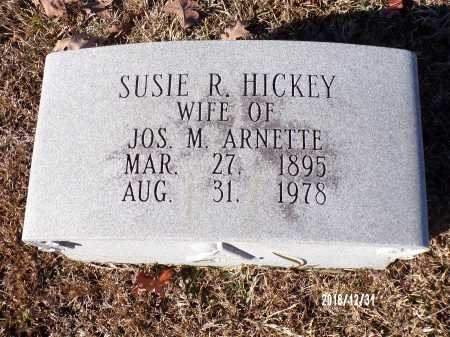 ARNETTE, SUSIE RUTH - Dallas County, Arkansas | SUSIE RUTH ARNETTE - Arkansas Gravestone Photos