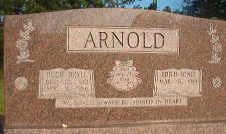 ARNOLD, HUGH DOYLE - Dallas County, Arkansas | HUGH DOYLE ARNOLD - Arkansas Gravestone Photos