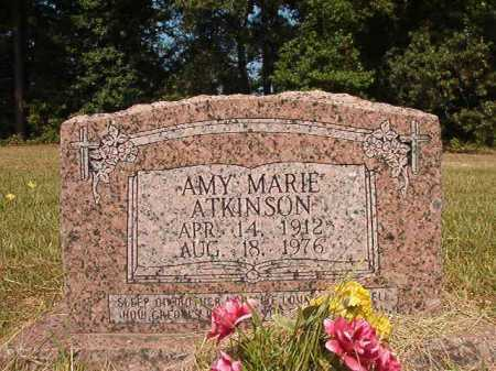 ATKINSON, AMY MARIE - Dallas County, Arkansas | AMY MARIE ATKINSON - Arkansas Gravestone Photos