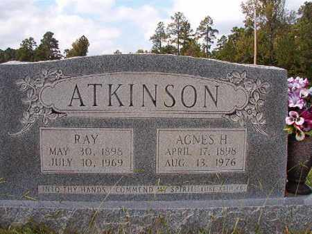 ATKINSON, RAY - Dallas County, Arkansas | RAY ATKINSON - Arkansas Gravestone Photos