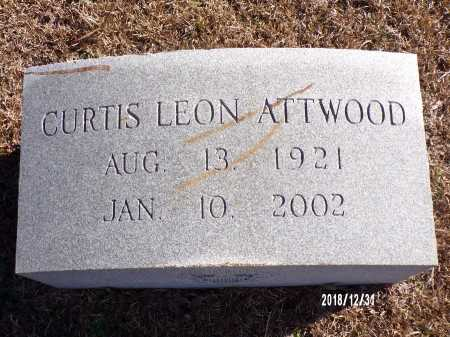 ATTWOOD, CURTIS LEON - Dallas County, Arkansas | CURTIS LEON ATTWOOD - Arkansas Gravestone Photos