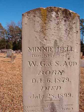 AUD, MINNIE BELL - Dallas County, Arkansas | MINNIE BELL AUD - Arkansas Gravestone Photos