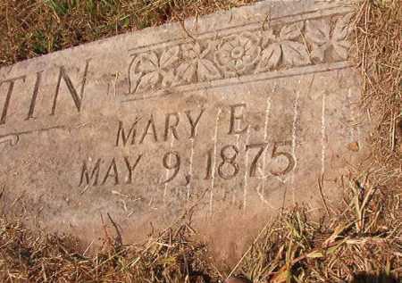 AUSTIN, MARY E - Dallas County, Arkansas | MARY E AUSTIN - Arkansas Gravestone Photos