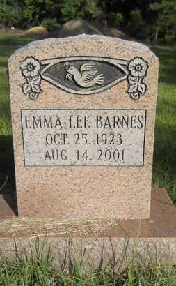 BARNES, EMMA LEE - Dallas County, Arkansas | EMMA LEE BARNES - Arkansas Gravestone Photos