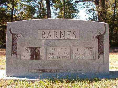 BARNES, MARY E - Dallas County, Arkansas | MARY E BARNES - Arkansas Gravestone Photos