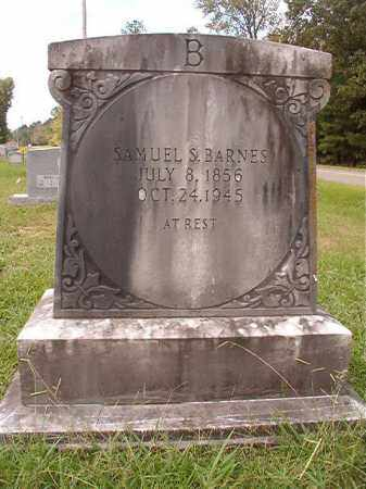 BARNES, SAMUEL S - Dallas County, Arkansas | SAMUEL S BARNES - Arkansas Gravestone Photos