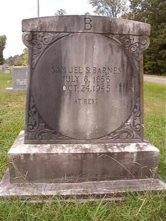 BARNES, SAMUEL S - Dallas County, Arkansas | SAMUEL S BARNES - Arkansas Gravestone Photos