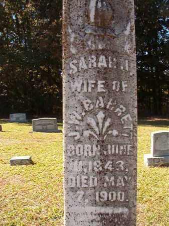 BARRETT, SARAH J - Dallas County, Arkansas | SARAH J BARRETT - Arkansas Gravestone Photos