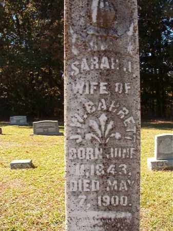BARRETT, SARAH J - Dallas County, Arkansas   SARAH J BARRETT - Arkansas Gravestone Photos
