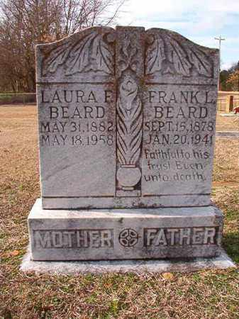 BEARD, LAURA E - Dallas County, Arkansas | LAURA E BEARD - Arkansas Gravestone Photos