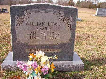 BEARD, WILLIAM LEWIS - Dallas County, Arkansas | WILLIAM LEWIS BEARD - Arkansas Gravestone Photos